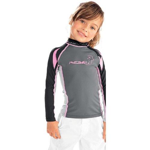Dětské lycrové triko Harmony, Subgear - velikost 110