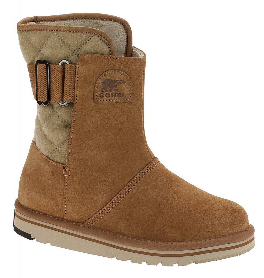 Hnědé dámské zimní boty Sorel - velikost 38,5 EU