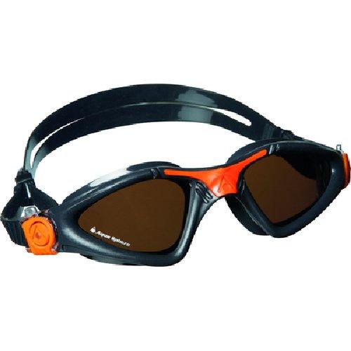 Oranžovo-šedé plavecké brýle KAYENNE, Aqua Sphere