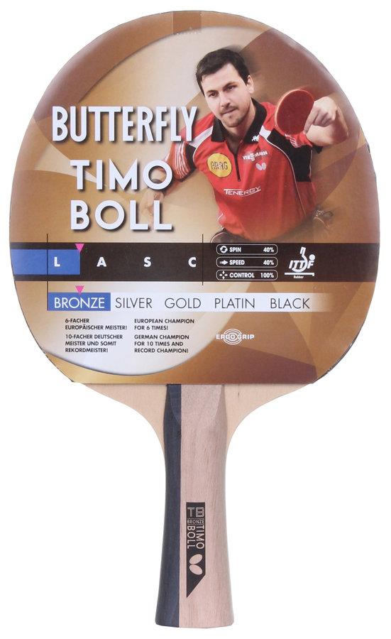 Pálka na stolní tenis Timo Boll, Butterfly