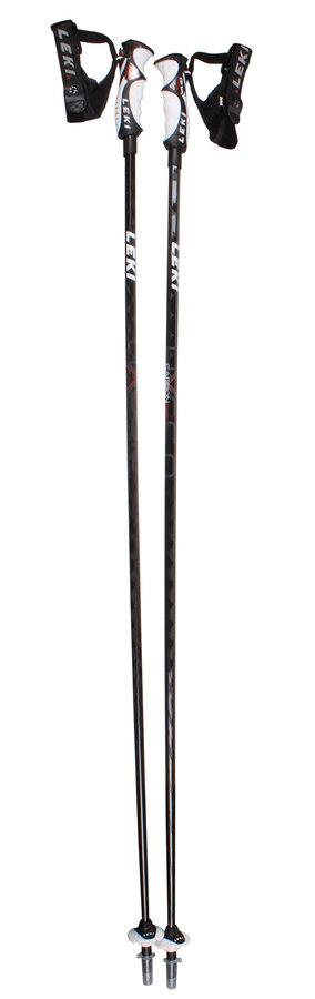Lyžařské hole Leki - délka 125 cm