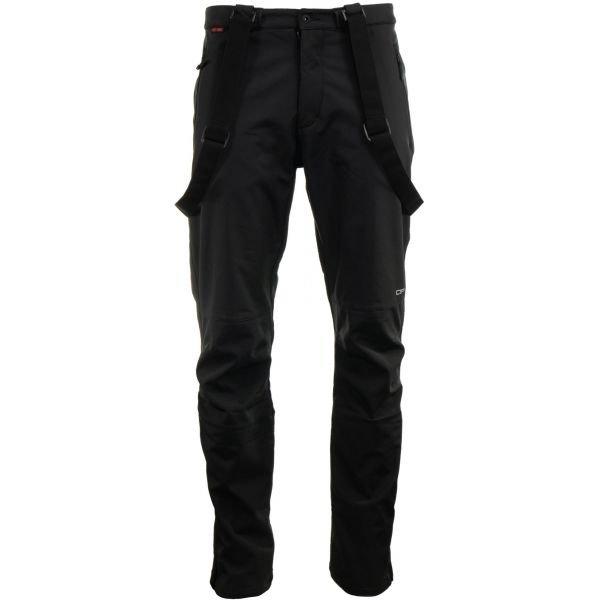 Černé pánské lyžařské kalhoty Alpine Pro - velikost XL
