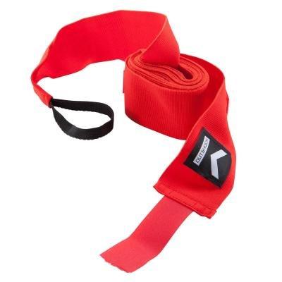 Červená boxerská bandáž Outshock - délka 2,5 m