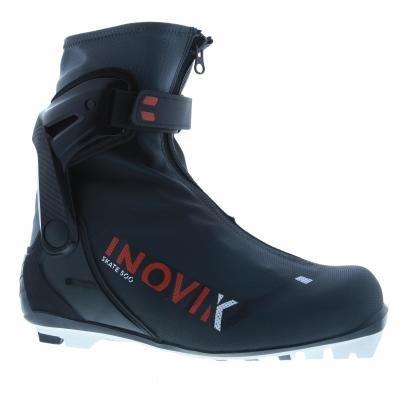 Černé boty na běžky Inovik - velikost 43 EU