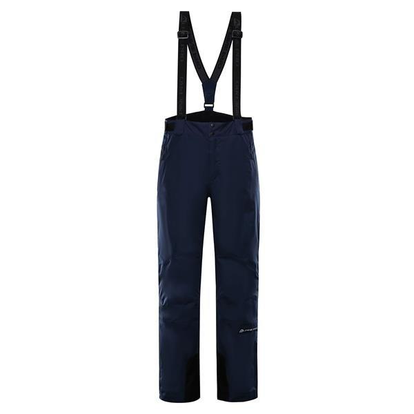 Modré pánské lyžařské kalhoty Alpine Pro - velikost XS
