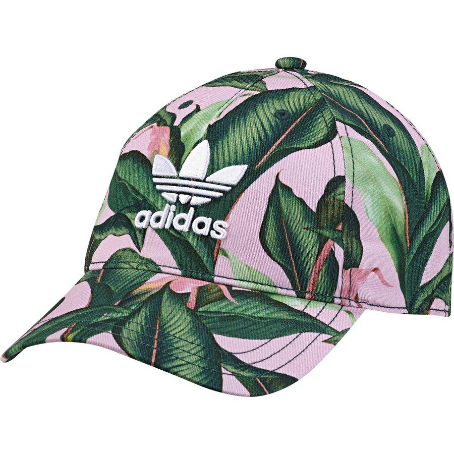 Růžová dámská kšiltovka Adidas - velikost 56-58 cm