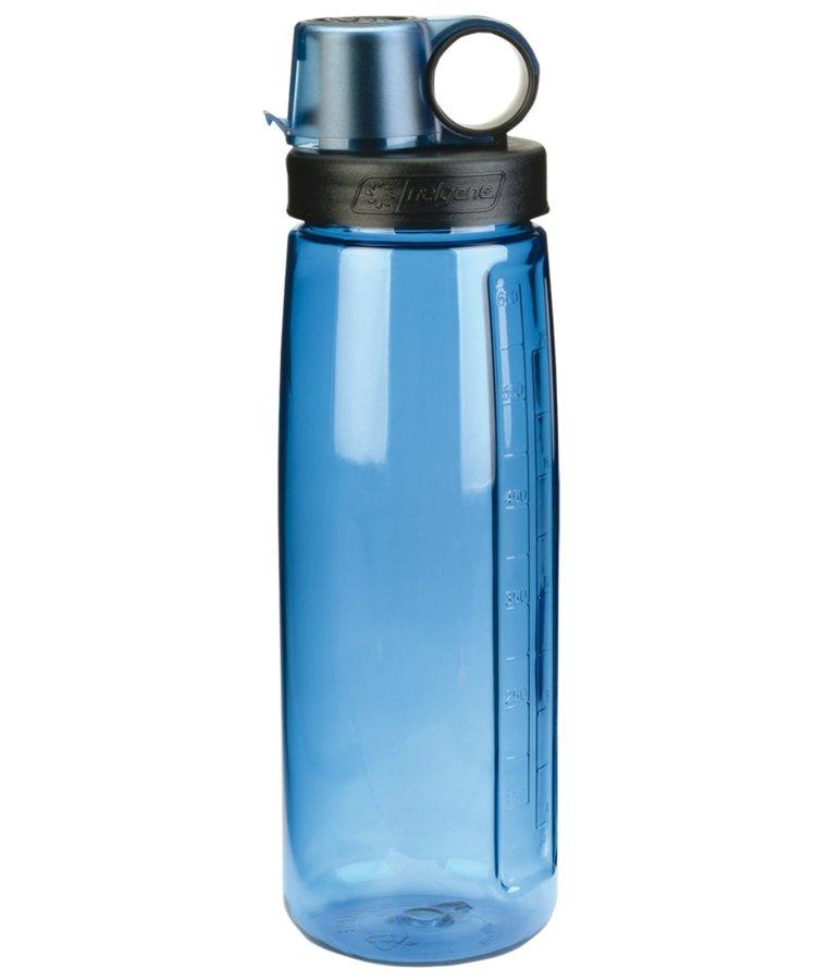 Modrá láhev na pití OTG, Nalgene - objem 0,65 l