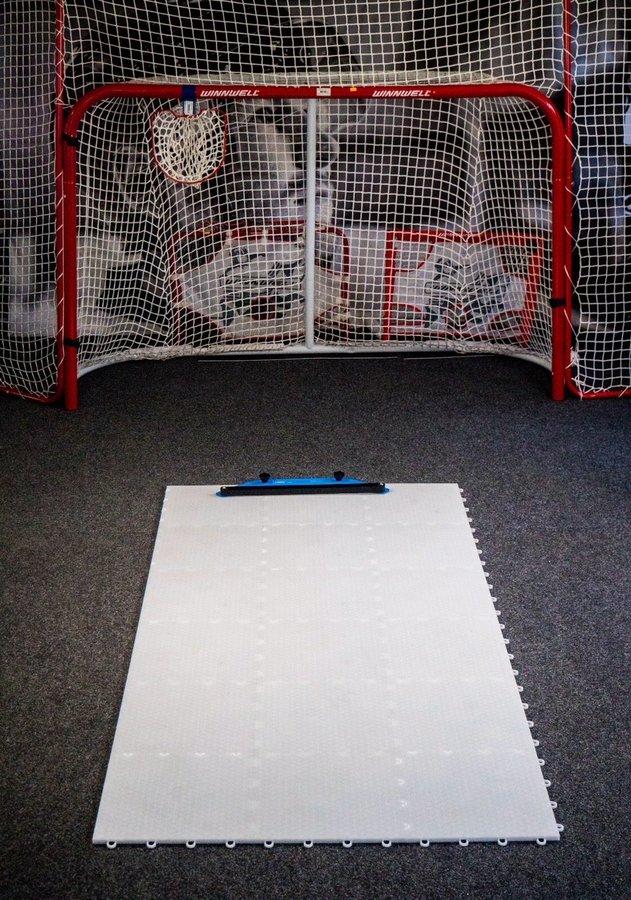 Hokejová střelecká deska - Hejduksport Střelecká deska Hejduk Shooting Pad ICE