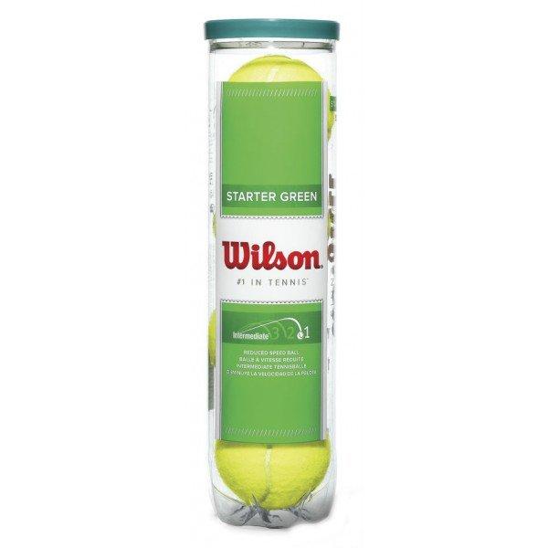 Tenisový míček Starter, Wilson - 4 ks
