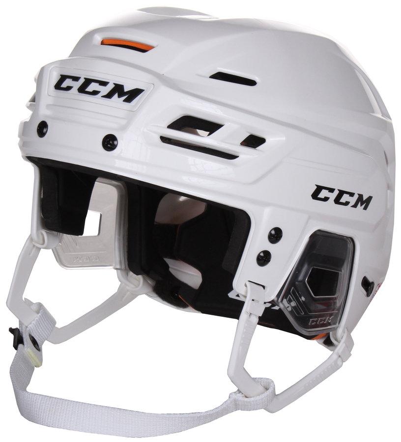 Hokejová helma - CCM Tacks 710 SR hokejová helma bílá M