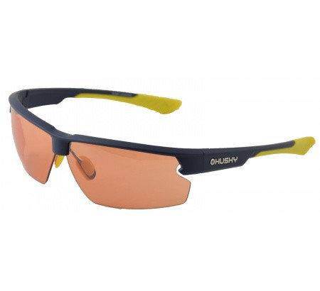 Sluneční brýle - Sluneční brýle Husky Slamy Barva: modrá/žlutá
