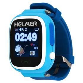 Modré dětské chytré hodinky LK 703, Helmer