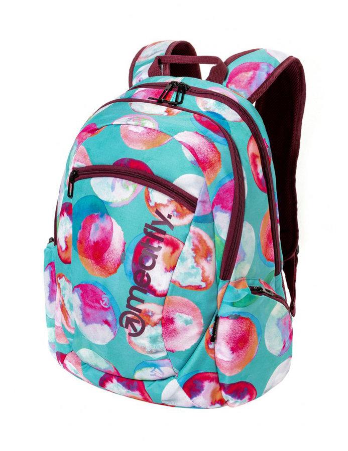 Batoh - Meatfly Purity 2 Backpack A - Blossom Mint Velikost: JEDNOTNÁ VELIKOST