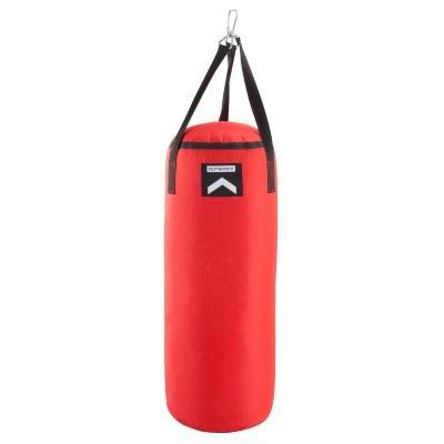 Červený boxovací pytel Outshock - 15 kg