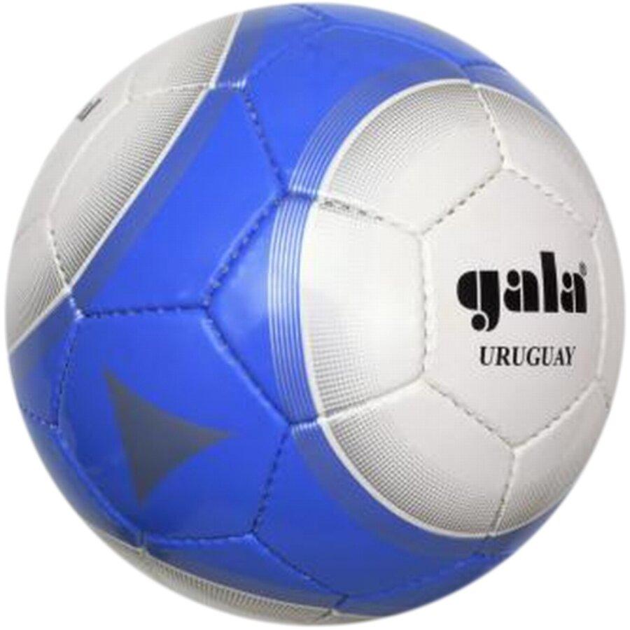 Bílo-modrý fotbalový míč Gala - velikost 4