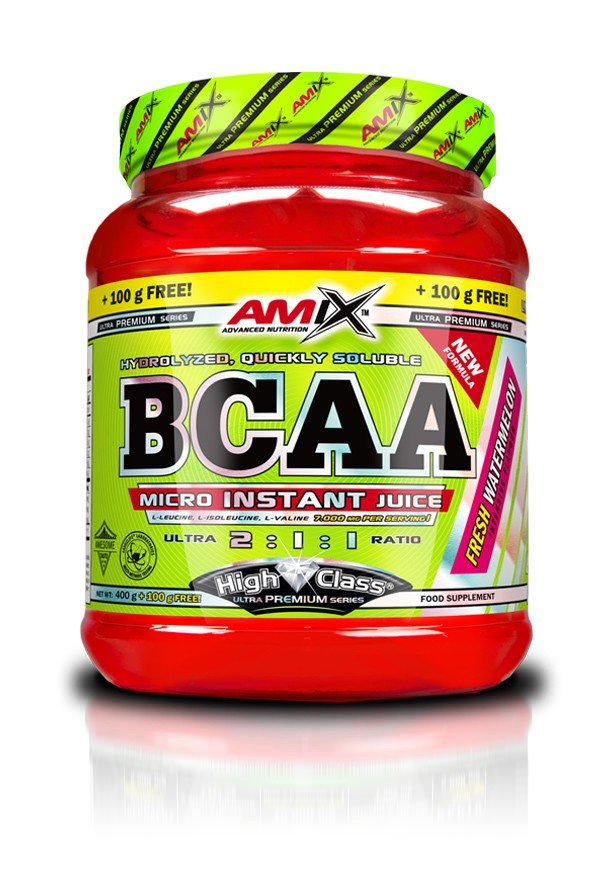"""BCAA Amix """"ananas"""" - 500 g"""