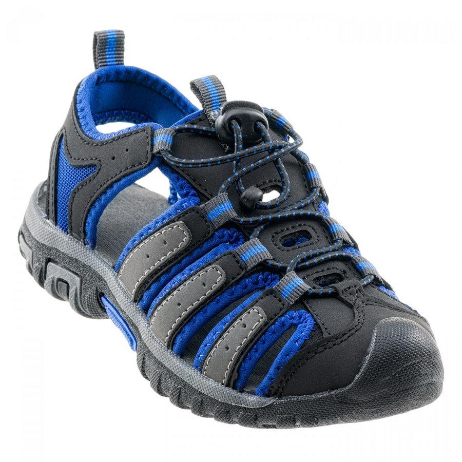 Modré dětské sandály Hi-Tec