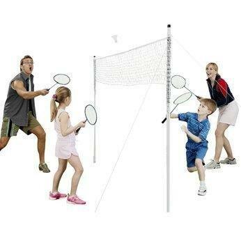 Rekreační síť na badminton Sedco - délka 650 cm