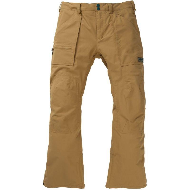 Béžové pánské snowboardové kalhoty Burton