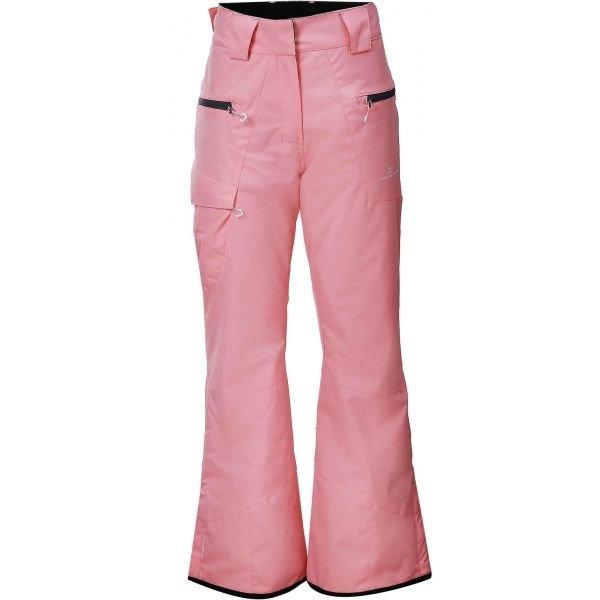 Růžové dámské lyžařské kalhoty 2117 of Sweden