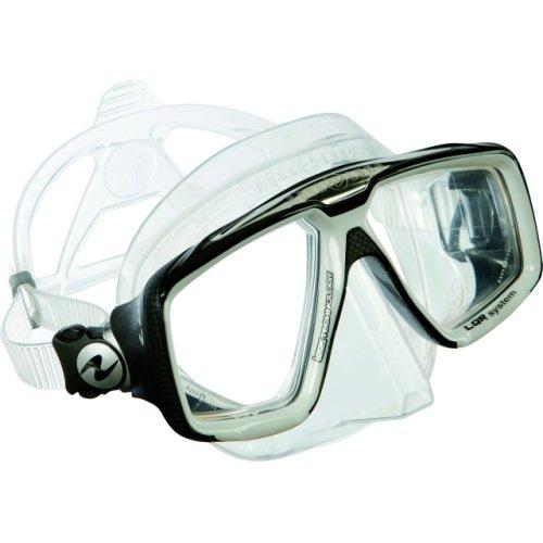 Bílá potápěčská maska Look HD, TECHNISUB