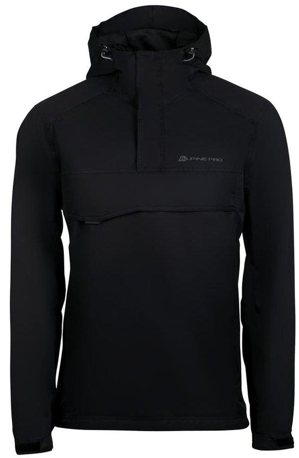 Černá pánská bunda Alpine Pro