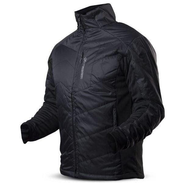 Černá pánská turistická bunda Trimm