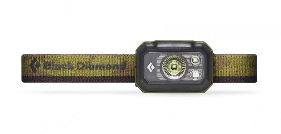 Čelovka Black Diamond - dosvit 100 m