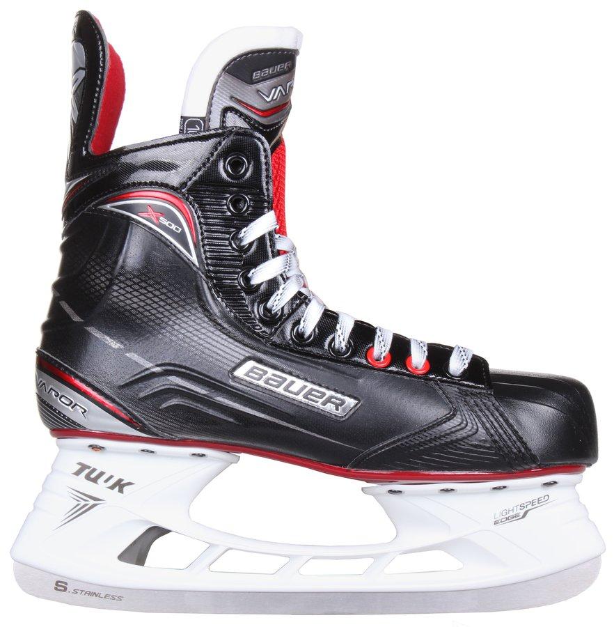 Hokejové brusle - Bauer Vapor X500 S17 SR D vel. 11,5