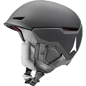 Černá pánská lyžařská helma Atomic - velikost 51-55 cm