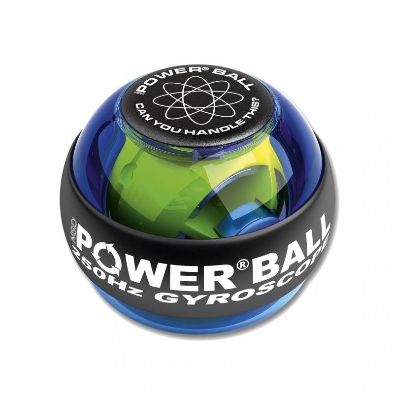 Modrý powerball Spartan