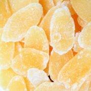 Sušený ananas - Ananas sušené plátky proslazené