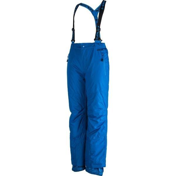 Modré dětské lyžařské kalhoty Head - velikost 152-158