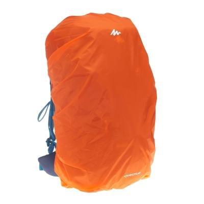 Oranžová pláštěnka na batoh Forclaz - objem 30-50 l