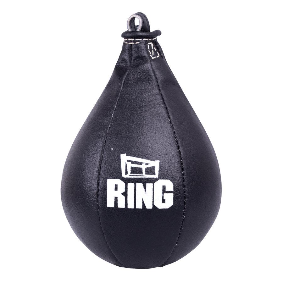 Černá závěsná boxovací hruška Insportline