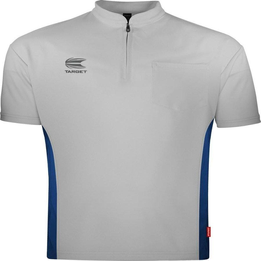 Bílý šipkařský dres Target Darts - velikost XXL