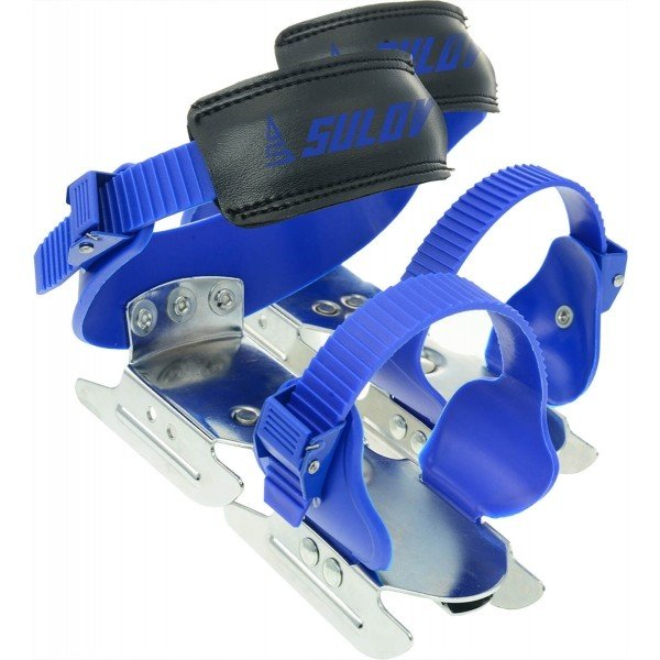 Modré chlapecké lední brusle Sulov - velikost 17,5-22,5 EU