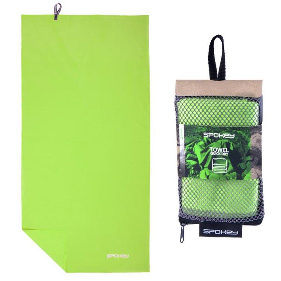 Ručník - Rychleschnoucí ručník SPOKEY Sirocco XL 80 x 150 cm, zelený
