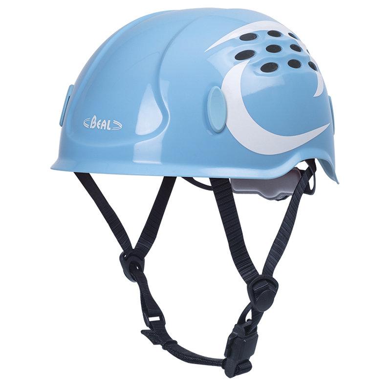 Modrá horolezecká helma Beal - velikost 50-62 cm