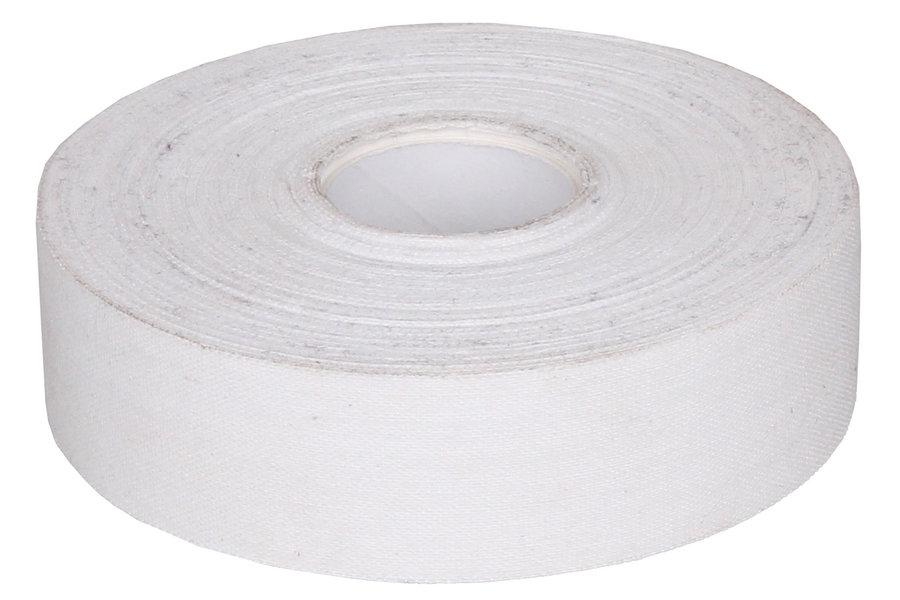 Hokejová omotávka - Merco sportpáska 2,5 cm x 22,8 m bílá