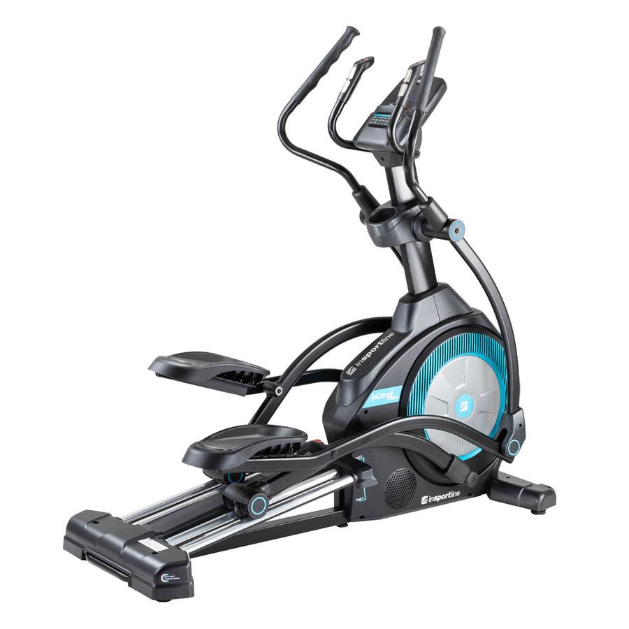 Magnetický eliptický trenažér inCondi ET660i, inSPORTline - nosnost 150 kg