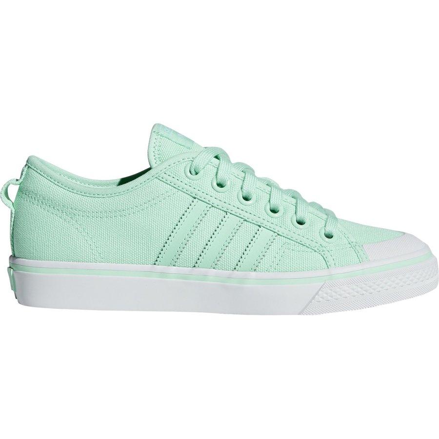 Zelené dámské tenisky NIZZA, Adidas - velikost 38 EU