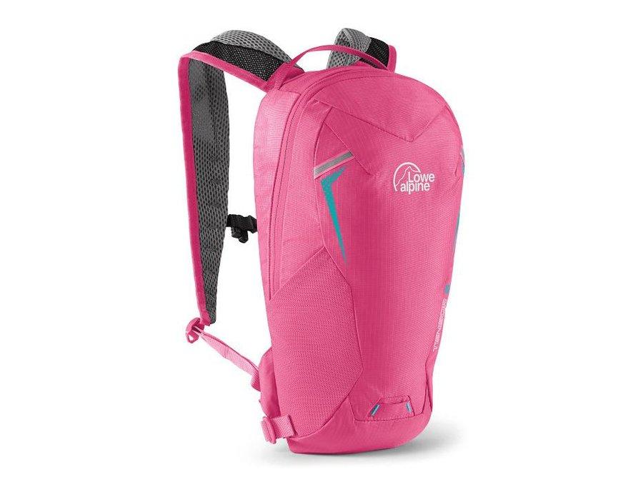 Růžový cyklistický batoh Lowe Alpine - objem 5 l