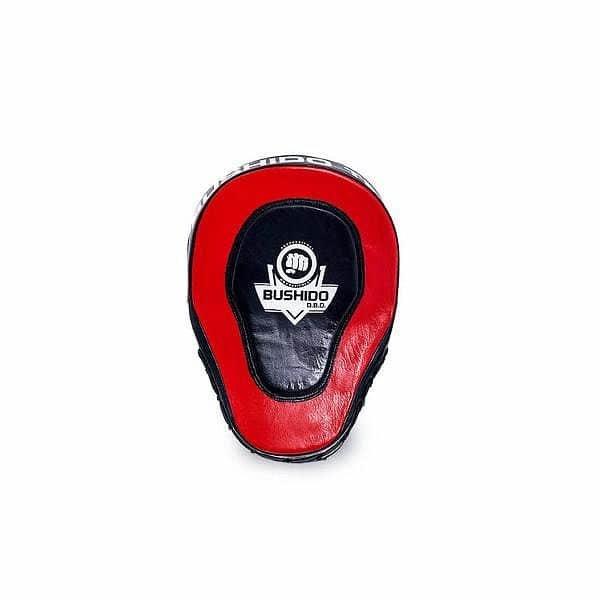Černo-červená lapa Bushido