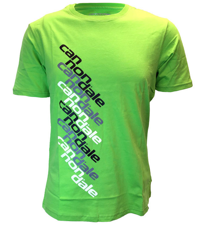 Cyklistické tričko - Cannondale Bezerker triko pánské zelená, XL