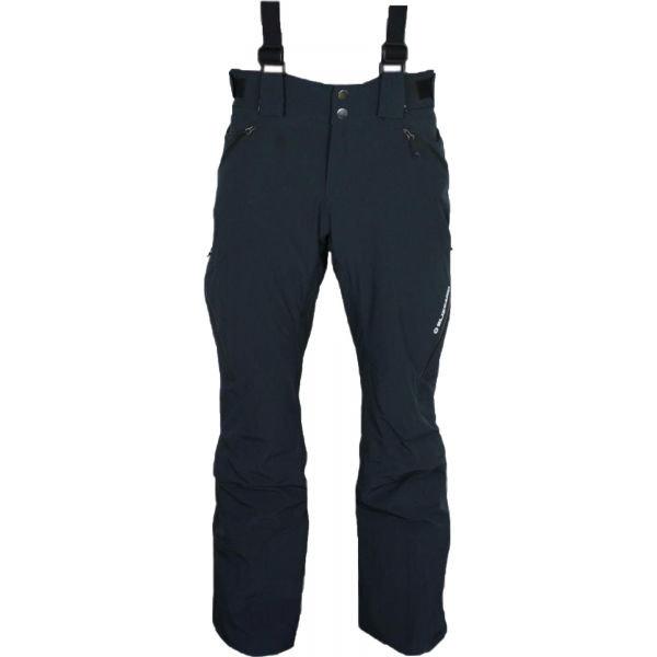 Černé dámské lyžařské kalhoty Blizzard