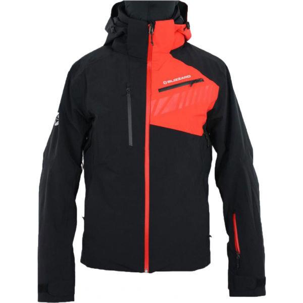 Černá pánská lyžařská bunda Blizzard