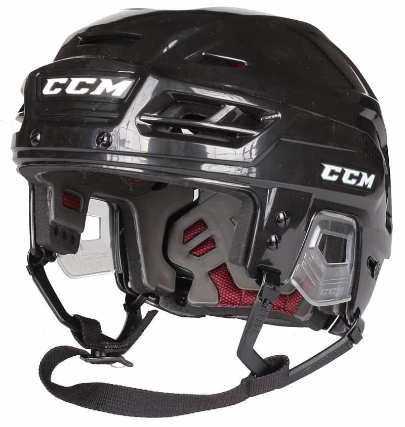 Hokejová helma - Resistance hokejová helma barva: bílá;velikost oblečení: M
