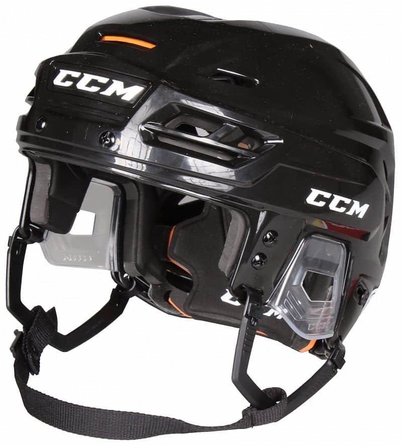 Hokejová helma - Hokejová helma CCM Tacks 710 sr bílá, vel. M