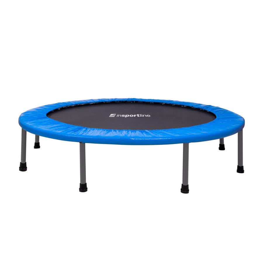 Kruhová fitness trampolína Insportline - průměr 140 cm